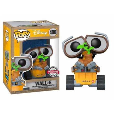 Wall-E Disney Pop Funko Earth day 400