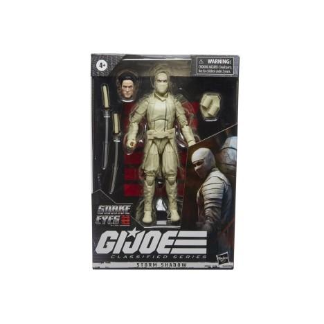 Figura Storm Shadow Gi Joe GIJoe Classified Series