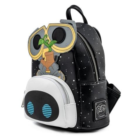 Mochila Wall- E Eve Earth Day Backpack Loungefly