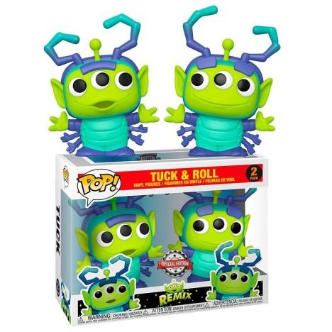 Eve ot Alien REmix Toy story 765 Disney Pop Funko