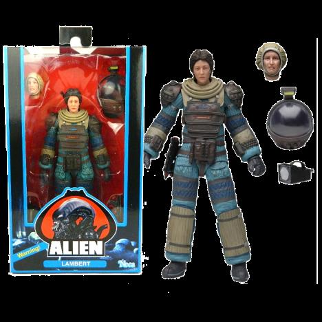 Ripley Alien Neca 40 aniversario aliens compression suit