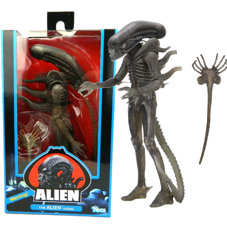 Alien Giger Alien Neca 40 aniversario aliens compression suit