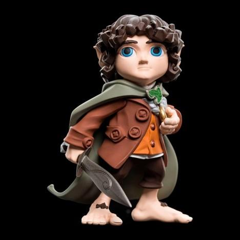 Figura Frodo Mini Epics Weta 12 cm Señor Anillos