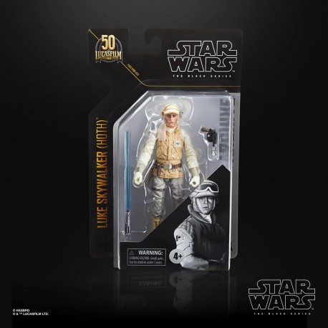 Luke Skywalker Hoth Black Series Star Wars Archive