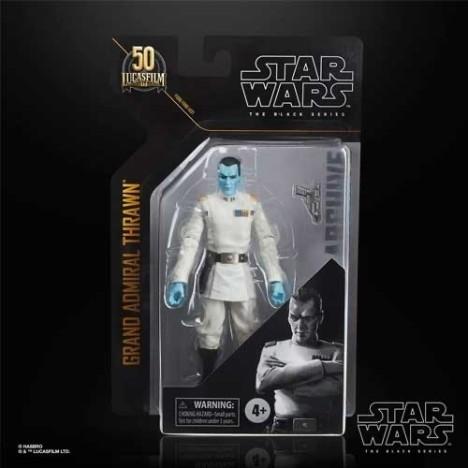 Almirante Thrawn Admiral Black Series Star Wars Archive