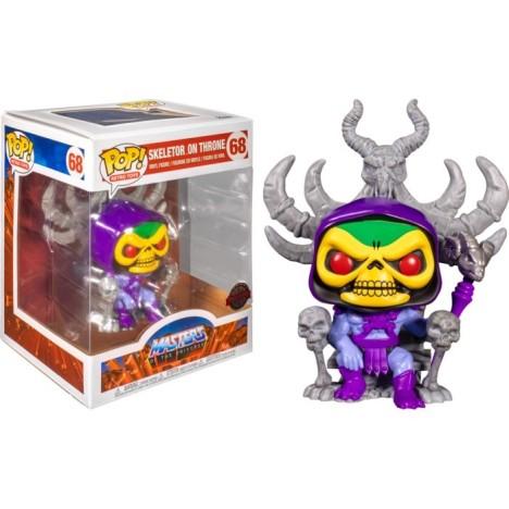 Figura Skeletor Battle Armor Masters del Universo Beast-Man Pop Vinyl Funko